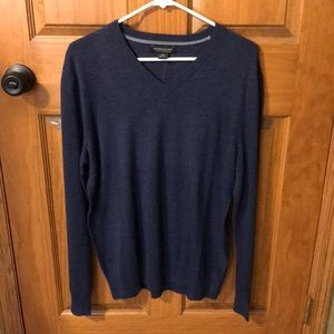 NWT BR Navy Blue Men's Sweater